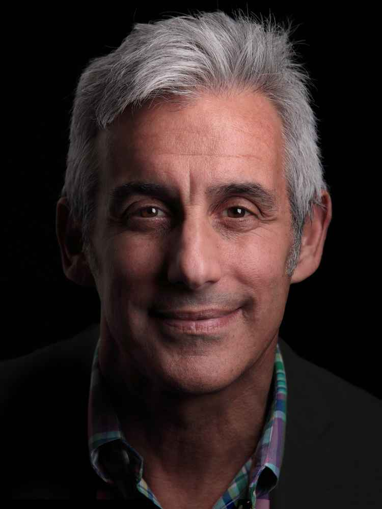 head shot of Jay Kaplan