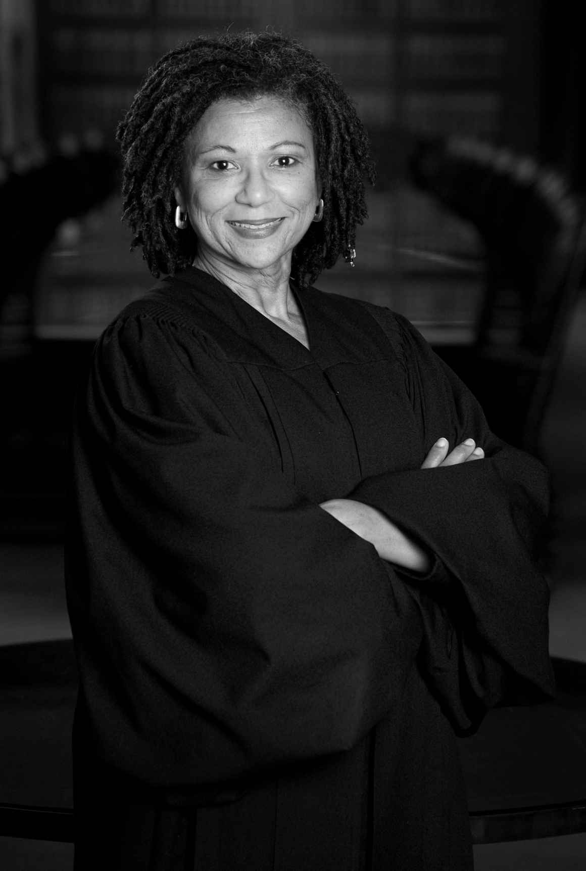 Judge Victoria Roberts portrait