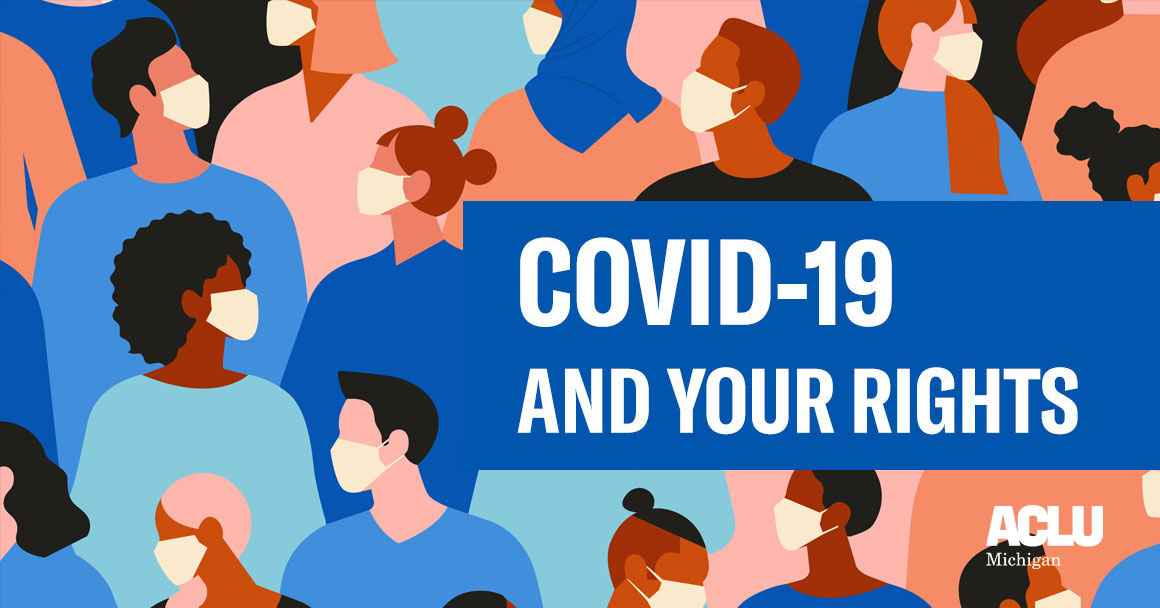 COVID-19 and Your Rights