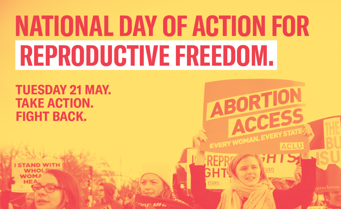 National Day of Action Reproductive Freedom