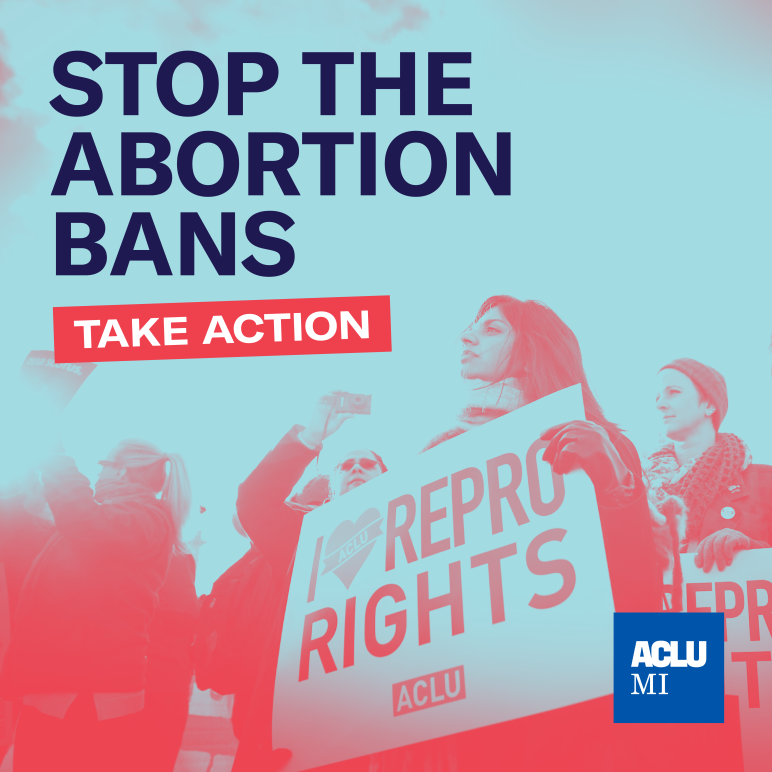 Stop the abortion bans and take action