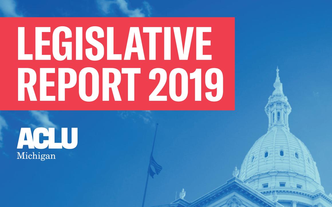Legislative Report 2019