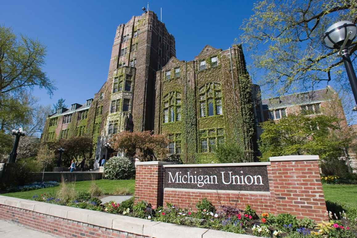 University Michigan Union