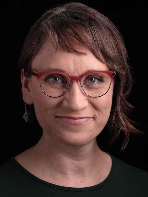 Head shot of Mary Bejian