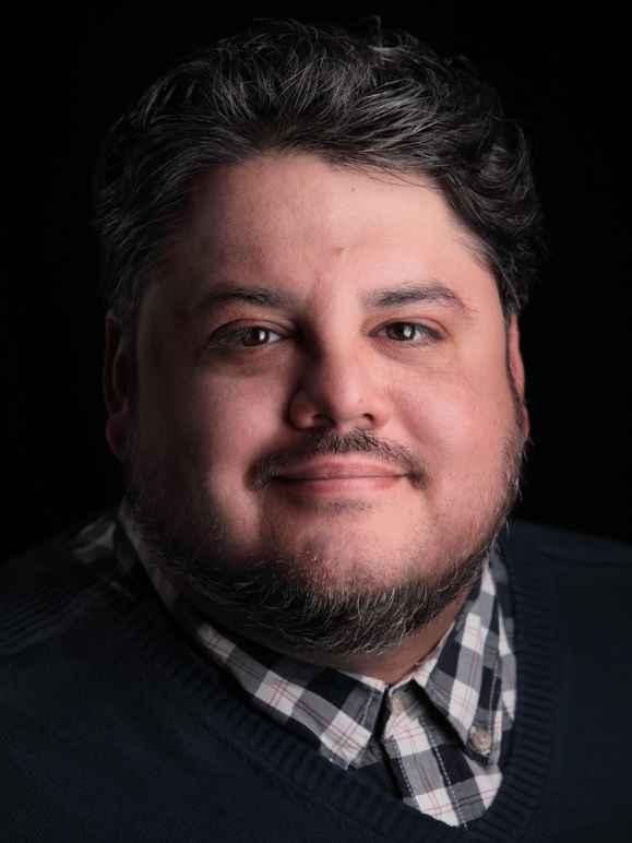 Head shot of Giancarlo Guzman
