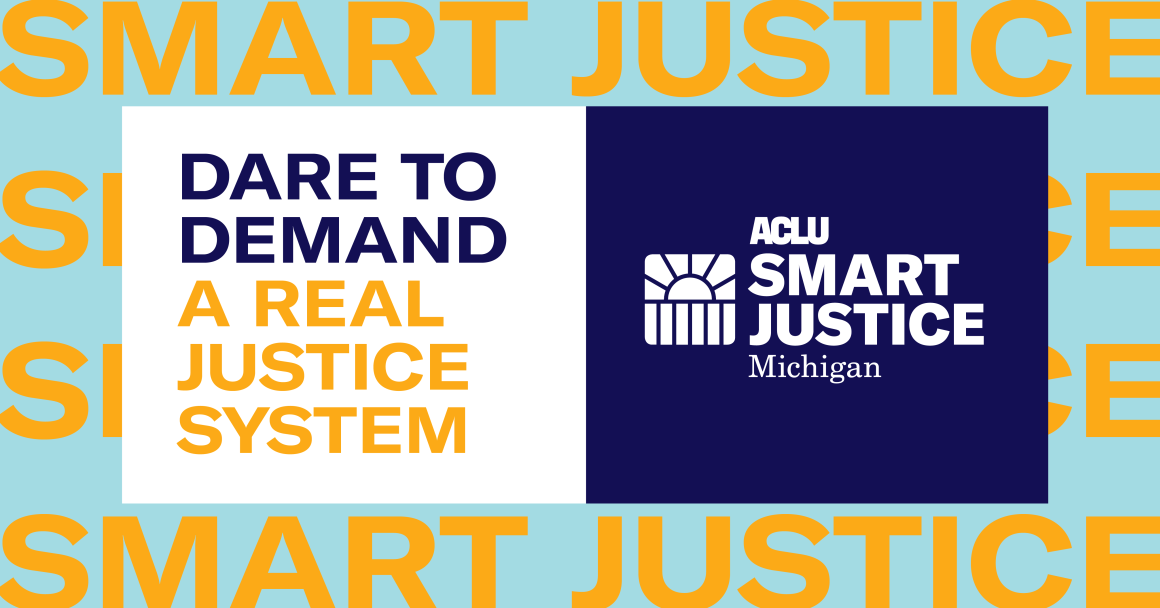 Smart Justice Campaign Launch